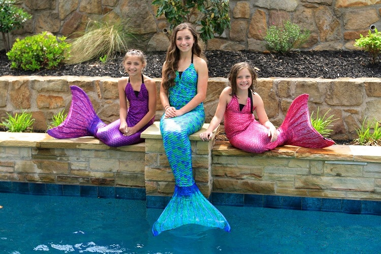 Best Swimmable Mermaid Tails
